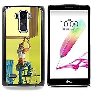 - Handyman Painting Stripper Gay Sexy/ Duro Snap en el tel????fono celular de la cubierta - Cao - For LG G Stylo / LG LS770 / LG G4 Stylus