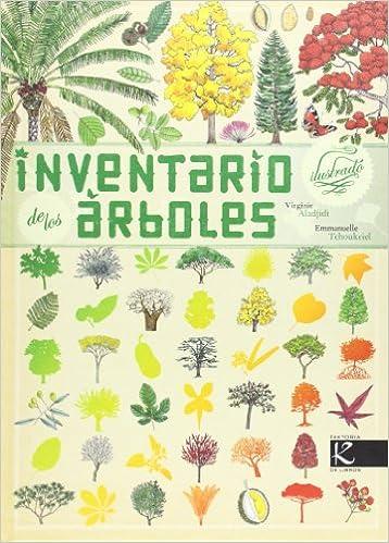 Inventario ilustrado de los árboles Ciencia - Animales extraordinarios: Amazon.es: Aladjidi, Virginie, Tchoukriel, Emmanuelle: Libros