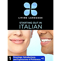 Essential Italian, Lesson 1: Greetings, Introductions, and Expressions of Politeness