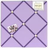Danielle's Daisies Fabric Memory/Memo Photo Bulletin Board by Sweet Jojo Designs