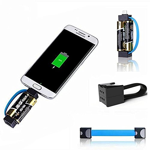 Battery Powered Phone Charger - 7