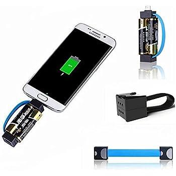 Amazon.com: Docooler Portable USB Emergency Aa Battery