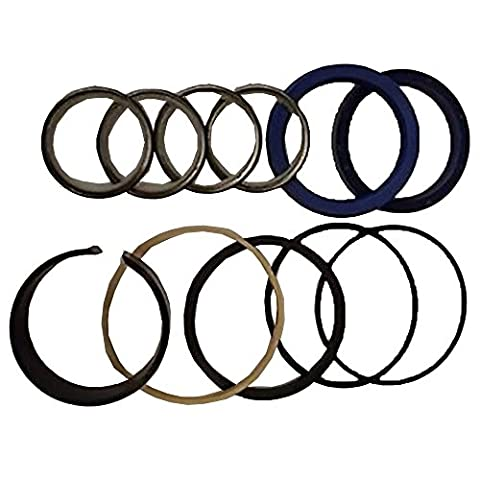 9843717 Bucket Cylinder Seal Kit Made To Fit New Holland L865 LX865 L885 (Bucket Cylinder)
