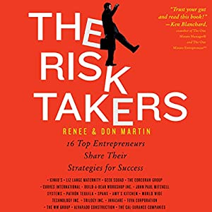 The Risk Takers Audiobook