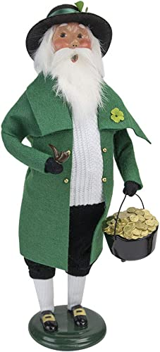 Byers Choice Irish Santa 3202 from The Spring Collection New 2020