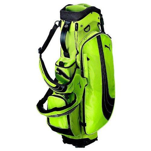 Puma Formation Stand Golf Bag (Sharp Green 9-Inch Top)