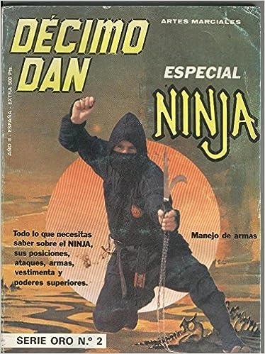 Decimo Dan Artes Marciales: Varios: Amazon.com: Books