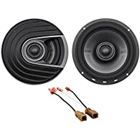 Polk Audio Front 6.5 Door Speaker Replacement Kit For 2000-2004 Nissan Xterra