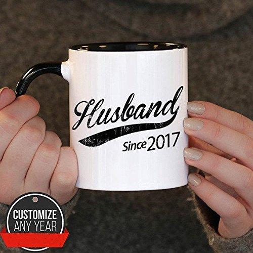 Amazon Husband Since Any Year Coffee Mug