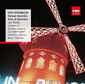 Vive Offenbach! - famous operetta arias & overtures