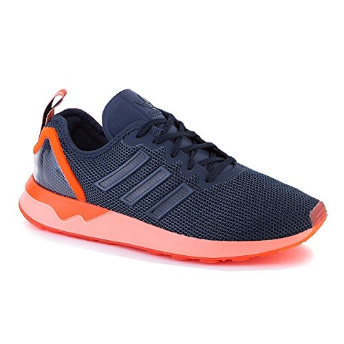 Blu ZX Uomo Low adidas Scarpe Top Flux ADV 6TBF0