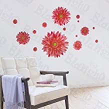 Slid Petals - Wall Decals Stickers Appliques Home Decor