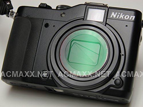 ACMAXX Multi-Coated Lens Armor UV Filter for Nikon CoolPix S9900 S9900SL Digital Camera
