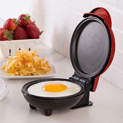 Dash DMS001RD Mini Maker - Griddle, Red by Dash (Image #1)