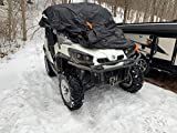 NEVERLAND UTV Cover, Waterproof Heavy Denier Oxford Cloth Material for Polaris RZR Yamaha Rhino Can-Am Defender Honda Pioneer Kawasaki Mule Teryx 2-3 Passenger