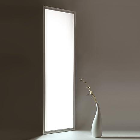 LED Panel 60x60cm Weiß Deckenlampe Deckenleuchte Wandleuchte Ultraslim Mit Trafo