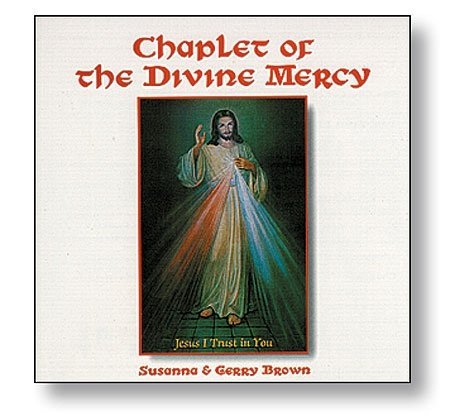 US Gifts Chaplet of Divine Mercy CD