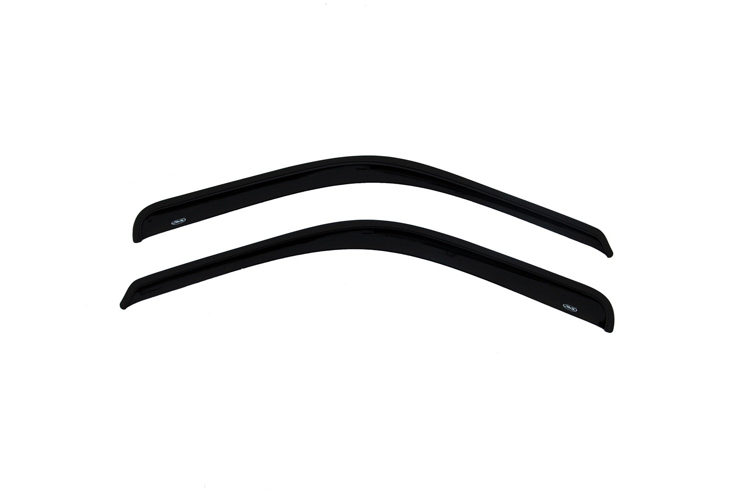 Auto Ventshade 92503 Original Ventvisor Side Window Deflector Dark Smoke, 2-Piece Set for 1999-2016 Ford F-250 to F-750 with Standard Cab by Auto Ventshade
