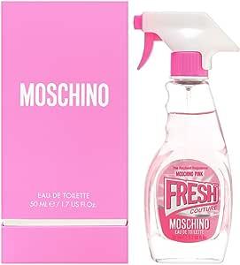 Moschino Fresh couture Pink by Moschino for Women - Eau de Toilette, 50ml