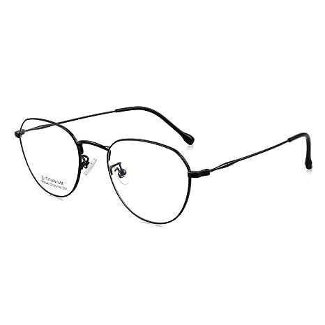Yangjing-hl Gafas Retro con Montura de Gafas monturas con ...