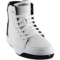 Deals on William Rast Mens Empire Casual Sneakers