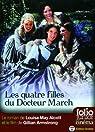 Les quatre filles du docteur March - Edition limitée (poche + DVD du film) par Alcott