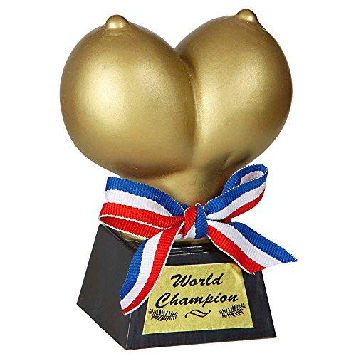 Golden Boobs Trophy -