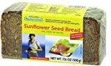 Mestemacher Bread Rte Sunflower Seed, 17.6 oz
