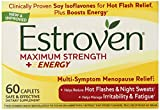 Product review for Estroven Maximum Strength + Energy - One Per Day Formula - 60 Caplets