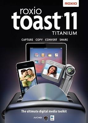 Toast 11 Titanium