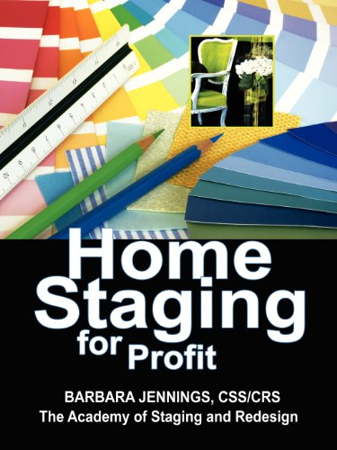 Home Staging for Profit: How to Start and Grow a Six Figure Home Staging Business in 7 Days or Less OR Secrets of Home Stagers Revealed So Anyone Can Start a Home Based Business and Succeed (Red Door Revealed compare prices)