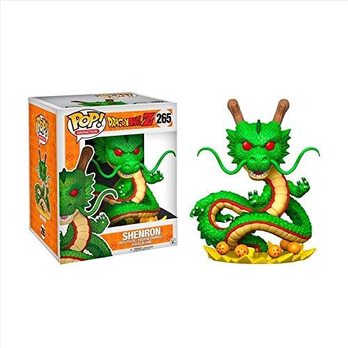 """Funko Pop Animation: Dragonball Z Galactic Toys Shenron 6"""" E"""