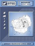 ATSG Mitsubishi KM-177 Techtran Transmission Rebuild Manual