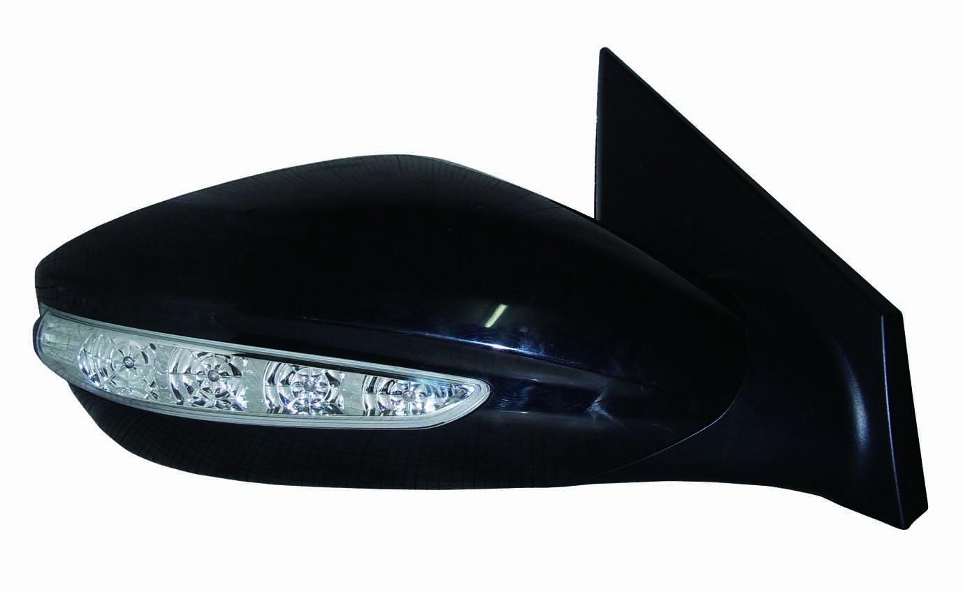 Depo 321-5402R3EBH2 Hyundai Sonata Passenger Side Heated Mirror with Turn Signal