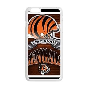 Cool Painting Cincinnati Bengals Phone Case for Iphone 6 Plus