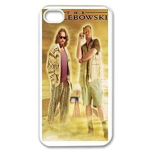 iPhone 4,4S Phone Case White The Big Lebowski BFG117704