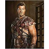 Spartacus: War of the Damned (TV Series 2010 - 2013) 8 Inch x 10 Inch Photo Daniel Feuerriegel Looking Left kn