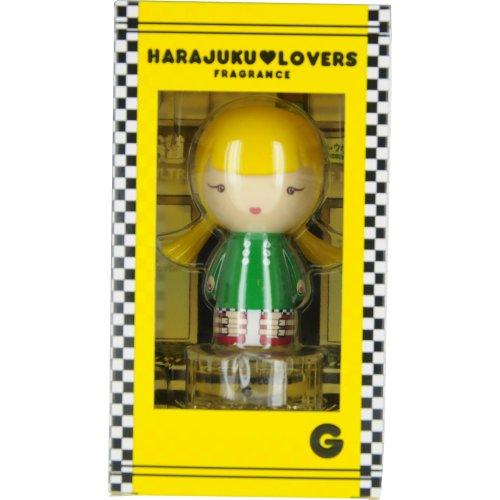 Gwen Stefani Harajuku Lovers Wicked Style G Eau de Toilette Spray for Women, 0.33 Ounce]()