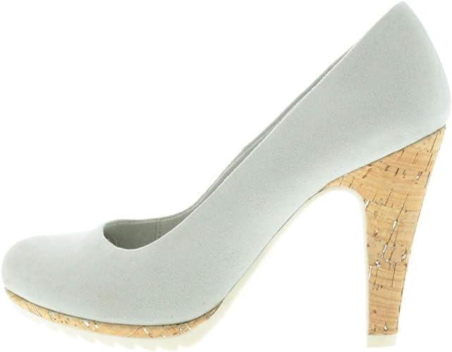 TALLA 35 EU. Marco Tozzi 22409, Zapatos de Tacón para Mujer