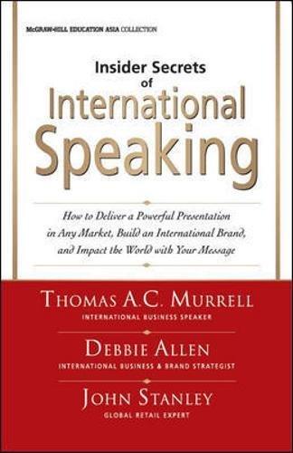 Download Insider Secrets of International Speaking pdf