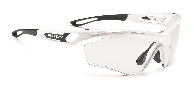 RUDY PROJECT(ルディプロジェクト) トラリクス ホワイト/インパクトX2調光ブラック 0139-SP397369