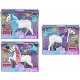 Its Girl Stuff! Unicorn Playset - 16cm Unicorn With Accessories - Girls Toys