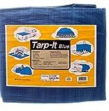 Tarp-It Blue 10FT X 10FT