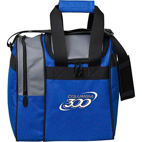 Columbia 300 Bags C300 Single Bowling Ball Tote (Royal) by Columbia 300 Bags