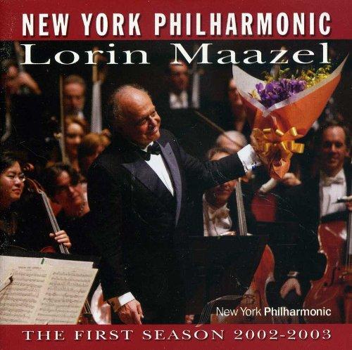 (Lorin Maazel / New York Philharmonic : The First Season 2002-2003)