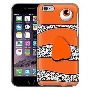 Apple iPhone 6 Case, Snap On Cover by Trek Clownfiish Case