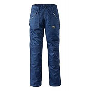 SITE- Pantalon de Travail avec poches genouillères- Homme