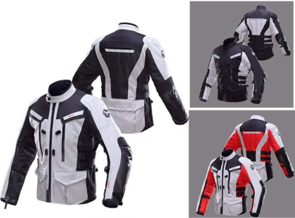 MTSBW Moto Racing Suit Moto Giacca Biker Equitazione