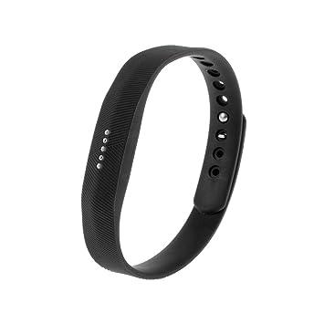 zijianZZJ Bracelet de Rechange en Silicone pour Montre connectée Fitbit Flex 2