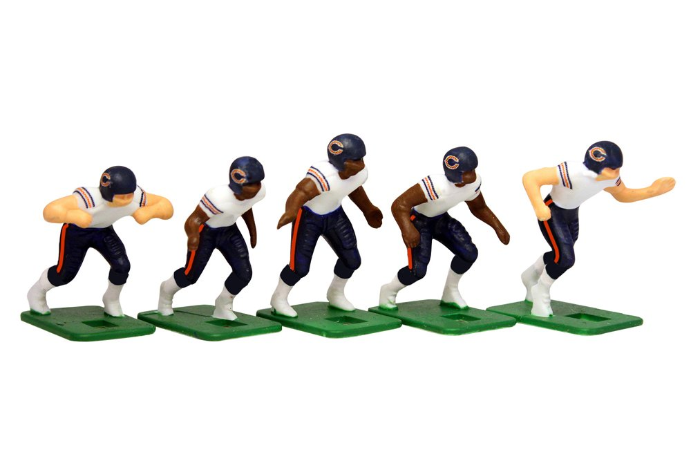 Chicago Bears/ Away Jersey NFL Action Figure Set